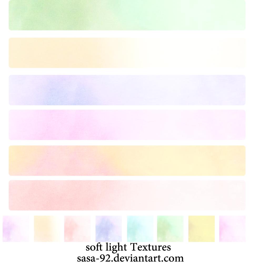 soft light Textures