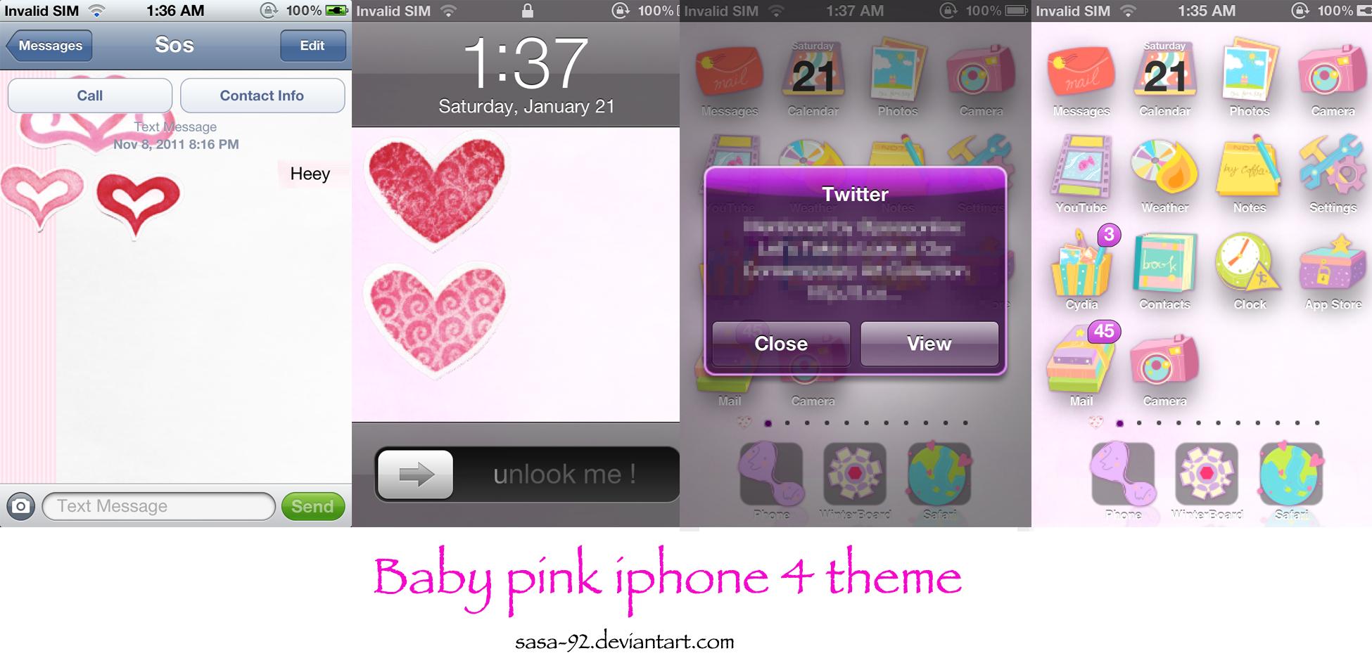 baby Pink by sasa-92