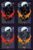 Bats by Ardian Syaf - Flats by TrinityMathews