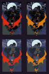 Bats by Ardian Syaf - Flats