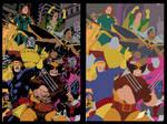 X-Men by Paulo Siqueria - BA Flats