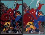 Avenging Spiderman Promo by MAD - dymartgd - Flats
