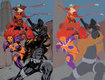 Redhood and the Outlaws - Flats