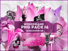 PNG PACK #6 - wonderland