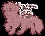 Chib Canine Base [FREE PSD]