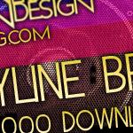 SKYLINE BRUSHES 300,000 DL'S+ by JamesRuthless