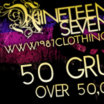 Grunge Brush 50,000 Downloads+ by JamesRuthless