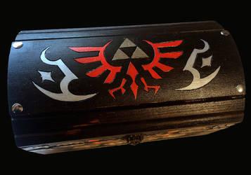 Ocarina Lock box
