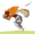 character running - wip