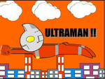 Ultraman Is Coming