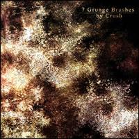 Grunge Brushes by crushnl