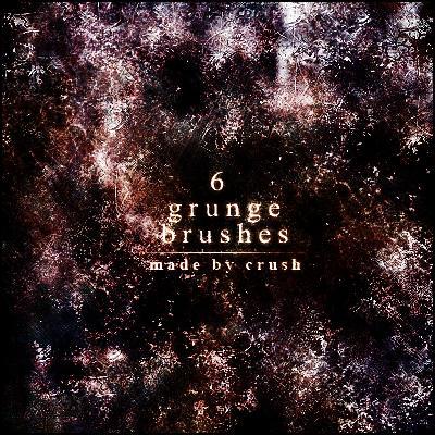 Grunge Brushes 2 by crushnl