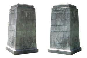 Pre-cut Obelisks 001 by presterjohn1