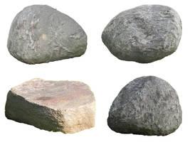 Pre-cut Stones 001 by presterjohn1