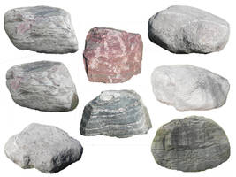 Pre-cut Stones 002 by presterjohn1