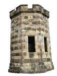 Pre-cut Stone Tower 01