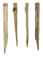Pre-cut Wooden Stakes 001 by presterjohn1