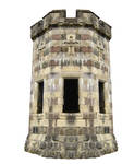 Pre-cut Stone Tower 002