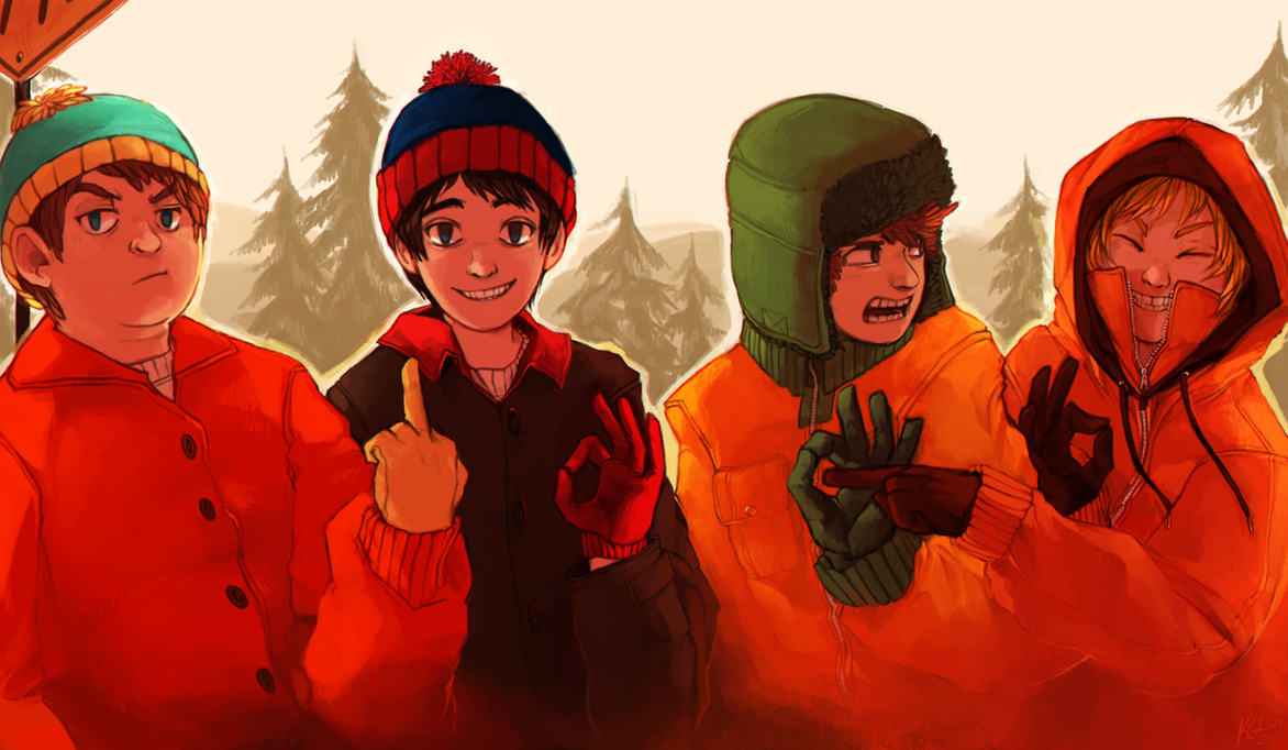The Bet [South Park X Reader] by DeFecTiVe-TeChNoLoGY on
