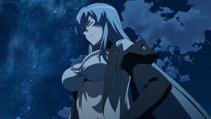 Akame Ga Kill GIF: Esdeath