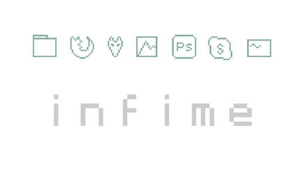 Infime (icon set) by noha-ra