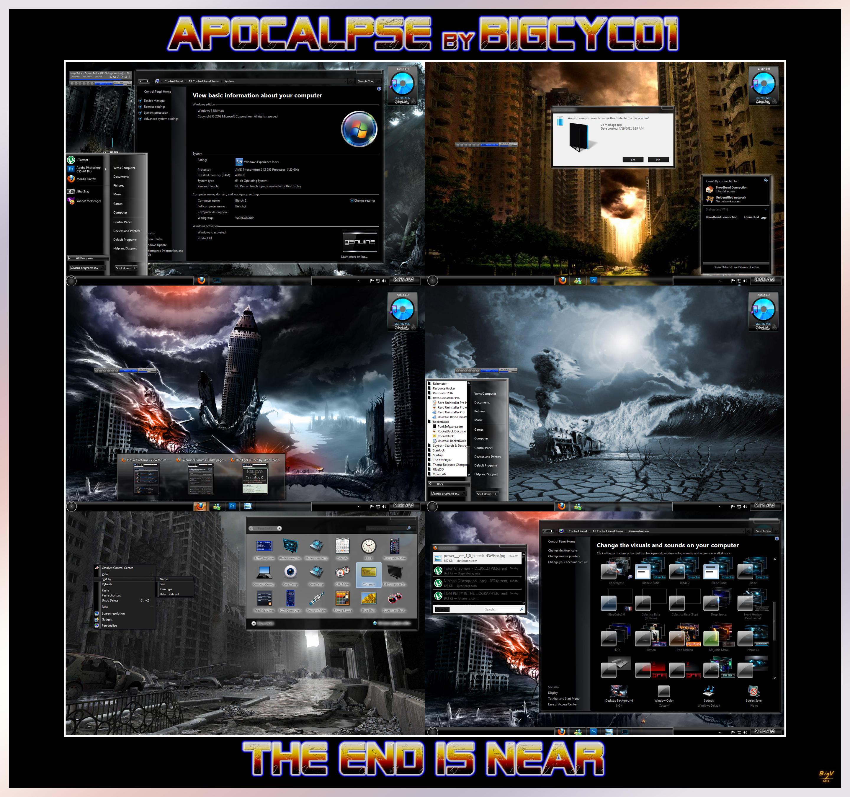 apocalypse by bigcyco1