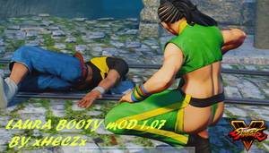 Laura Booty Mod Update By xHECZx