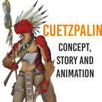 Cuetzpalin Story