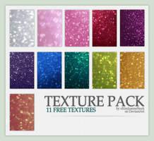 Glitter Bokeh Texture Pack by xKimJoanneStock