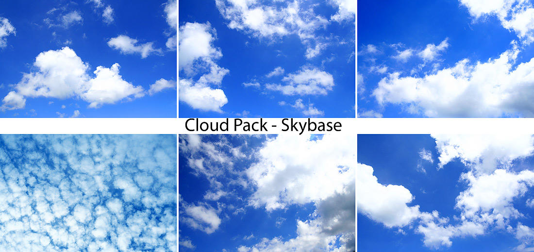 SkyStock - Clouds by Skybase