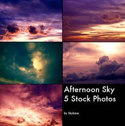SkyStock - Afternoon Sky
