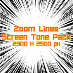 ZoomLine ScreenTone Pack 07