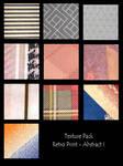 Texture Pack-RetroAbstract I
