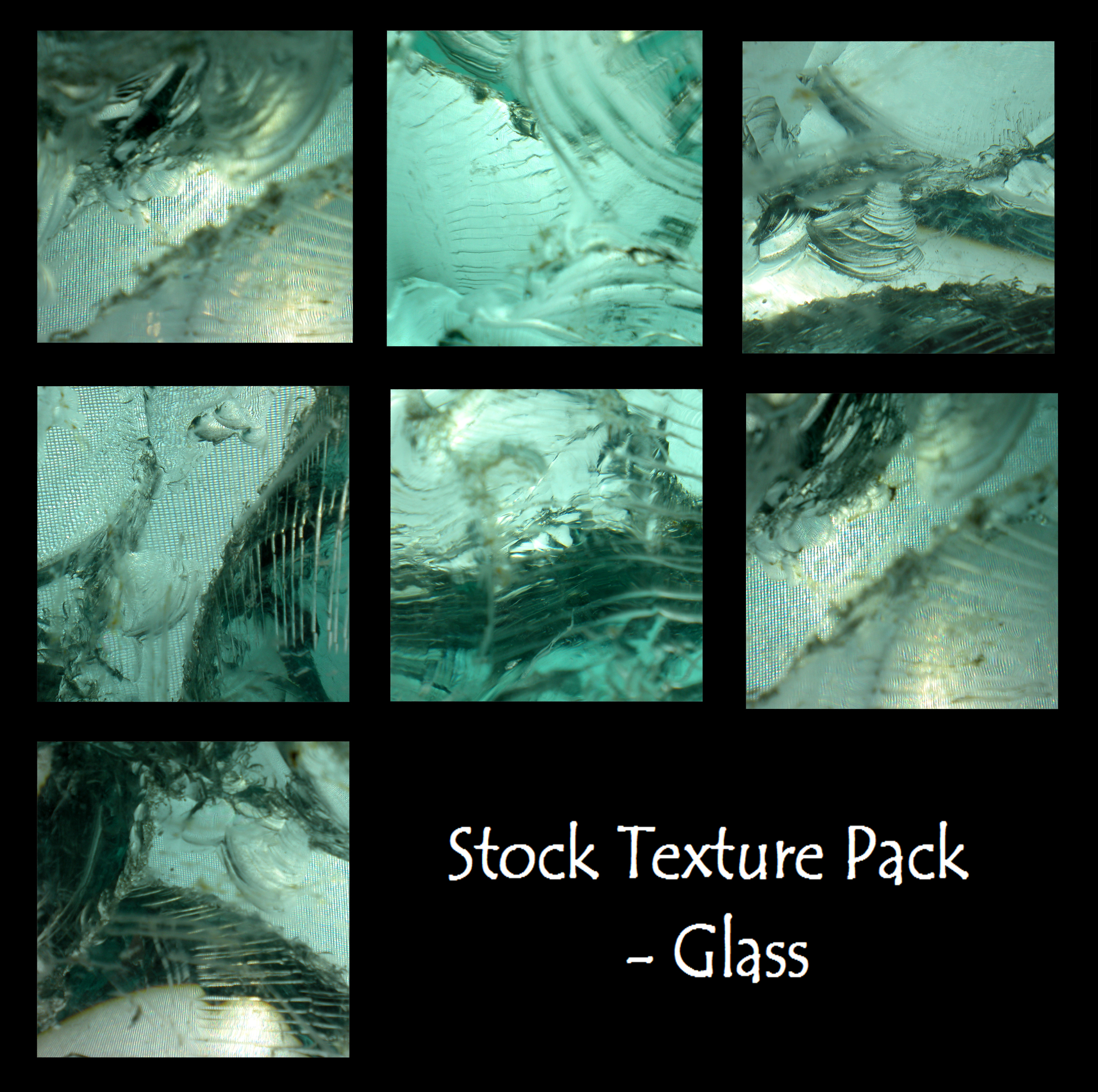 Texture Pack - Glass