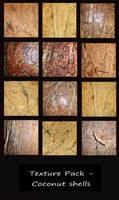 Texture Pack - Coconut Shells