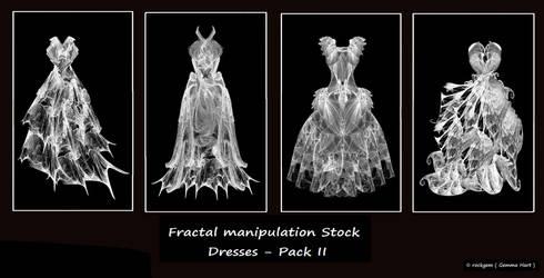 Fractal Stock - Dress Pack II by rockgem