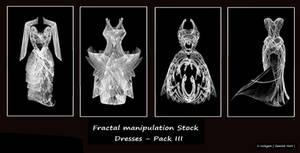 Fractal Stock - Dress Pack III