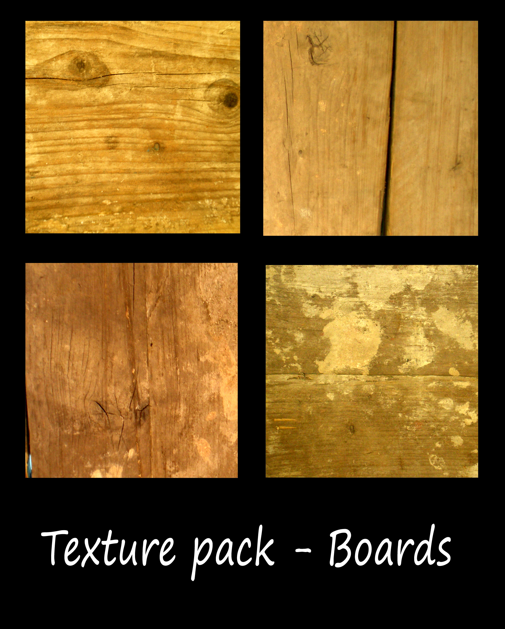 Texture Pack - Boards