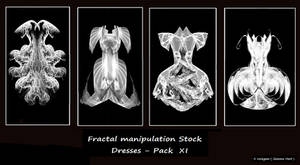 Fractal Stock - Dress Pack XI