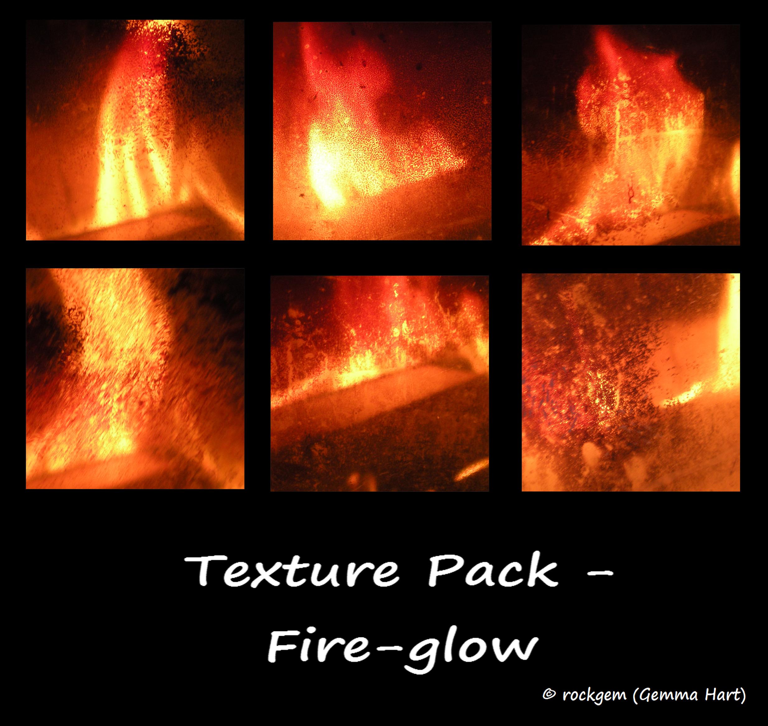 Texture Pack - Fireglow