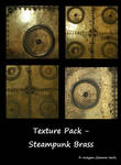 Texture Pack - Steampunk Brass