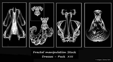 Fractal Stock - Dress Pack XIII