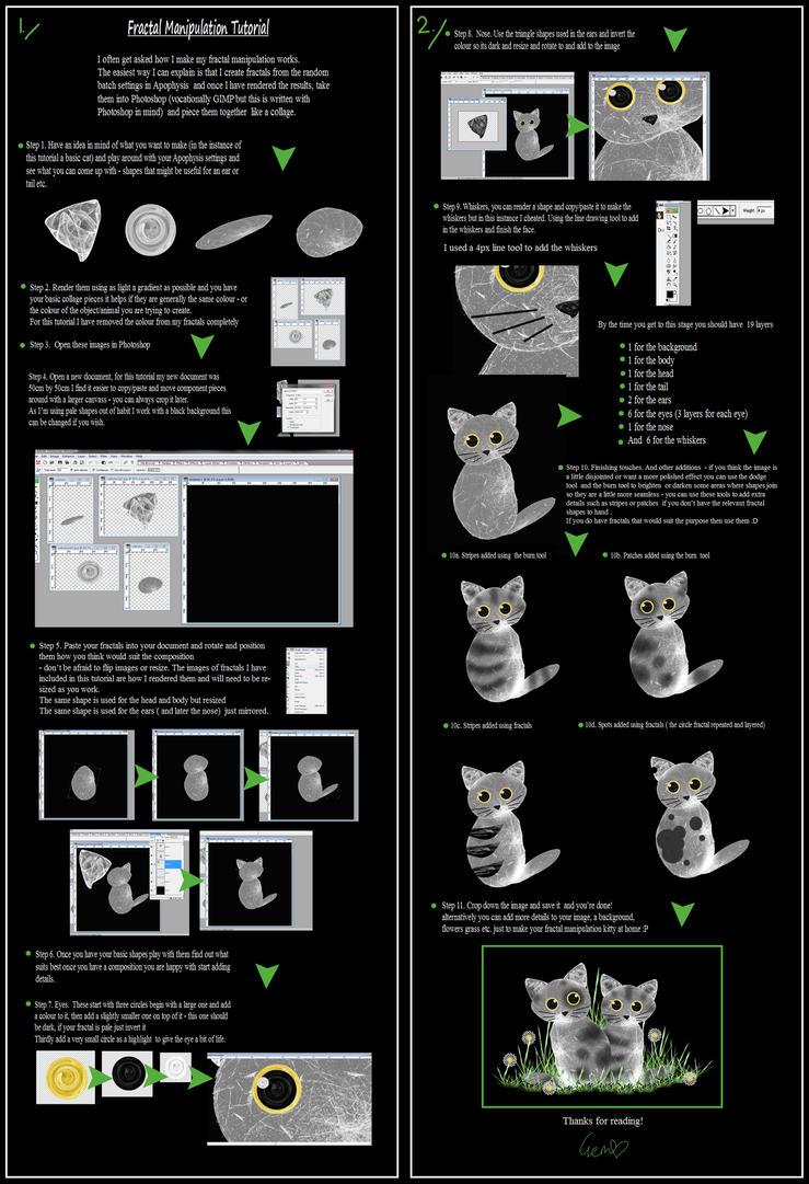 Fractal manipulation tutorial for photoshop cat by rockgem on fractal manipulation tutorial for photoshop cat by rockgem baditri Gallery