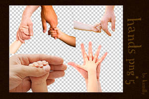 hands png by kassilly