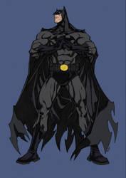 Batman Flats by Michael Angelo Arbon