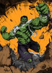 The Hulk - Flats by Michael Angelo Arbon
