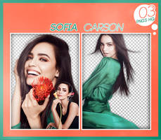 PACK PNG 1121 // SOFIA CARSON