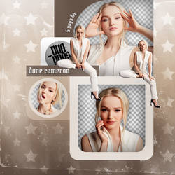 PACK PNG 1190 // DOVE CAMERON by DUA-PNGS