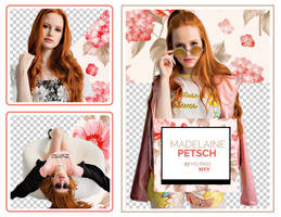 PACK PNG 1396 // MADELAINE PETSCH by DUA-PNGS