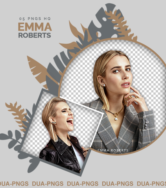Pack Png 1387 Emma Roberts By Dua Pngs On Deviantart